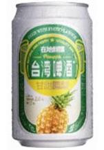 台湾ビールパイナップル