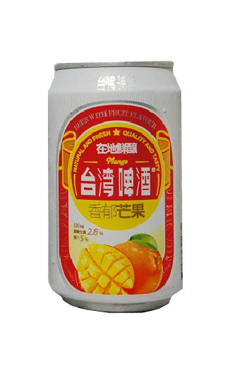 台湾ビールマンゴー